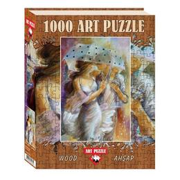 Puzzle lemn One Day In May-Lena Sotskova, 1000 piese