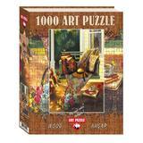 Puzzle lemn Summer Shade-Sandy Lynam Clough, 1000 piese