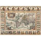 Puzzle Ancient World Map, 2000 piese