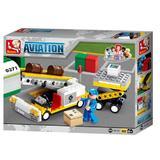 Set de constructie, Sluban, Incarcator cargo aerian