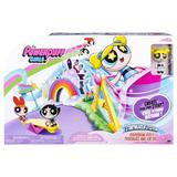 Set de joaca Powerpuff Girls Deluxe