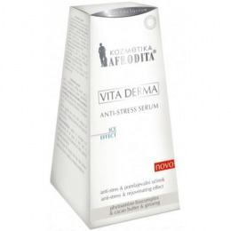 Cosmetica Afrodita - Serum anti-stress VITA DERMA 30 ml