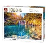 Puzzle 1000 piese, Plitvice Lake