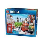 Puzzle 1000 piese, Londra