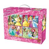 Puzzle 4 in 1, Princess