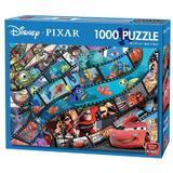 Puzzle 1000 piese, Pixar Movie