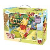 Puzzle de podea 24 piese, Winnie the Pooh