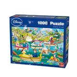 Puzzle 1000 piese Fun On The Water