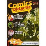 Comics Didactic. Vol. 3 2019 - Benzi desenate pentru elevi, editura Mioritics