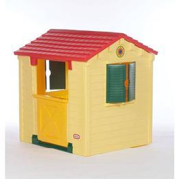 Prima mea casuta de joaca - galben - Little Tikes