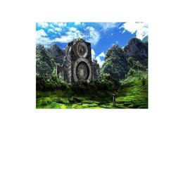Tablou Canvas Modern, Dimensiunea 80x50 ART225