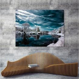 Tablou Canvas Modern, Dimensiunea 80x50 ART224