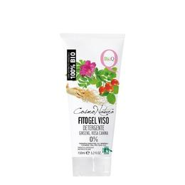 Gel detergent de fata bio Cosmonatura extras natural Ginseng 150 ml