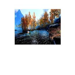 Tablou Canvas Modern, Dimensiunea 70x45 ART244