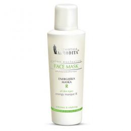 Cosmetica Afrodita - Masca energizanta R pentru orice tip de ten 150 ml