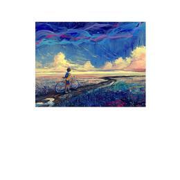 Tablou Canvas Modern, Dimensiunea 70x45 ART268