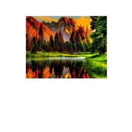 Tablou Canvas Modern, Dimensiunea 50x30 ART178