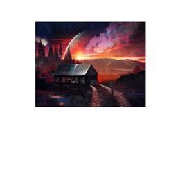 Tablou Canvas Modern, Dimensiunea 70x45 ART289