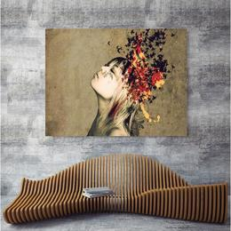 Tablou Canvas Modern, Dimensiunea 60x40 ART16