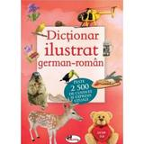 Dictionar ilustrat german-roman, editura Aramis