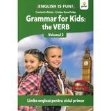 grammar for kids vol.2: the verb - constatin paidos, cristina-dana paidos