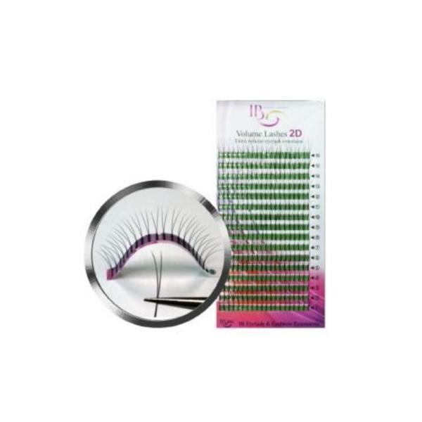 Extensii de gene Ibeauty Mix 2D curbura cc esteto.ro