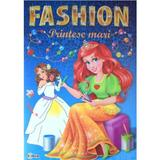 Marea carte de colorat: fashion. printese mari