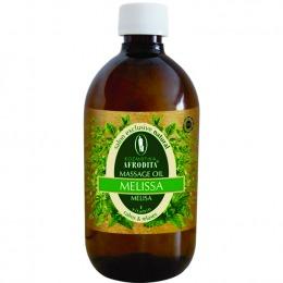 Cosmetica Afrodita - Ulei masaj facial si corporal Melissa si vitamina E 500 ml