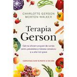 Terapia Gerson - Charlotte Gerson, Morton Walker, editura Litera