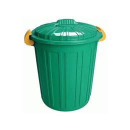 Cos de gunoi N-5 73lt RAKI ICIKALA 45x52cm verde
