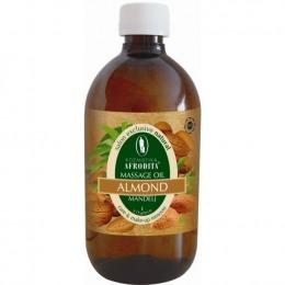 Cosmetica Afrodita - Ulei masaj facial si corporal cu ulei de migdale 500 ml