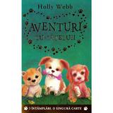 Aventuri cu catelusi - Holly Webb, editura Litera