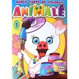 Marea carte de colorat: animale vol.1, editura Dorinta