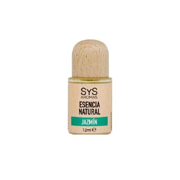 Esenţă naturală (ulei) aromoterapie SyS Aromas - iasomie 12 ml imagine produs
