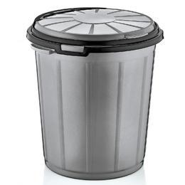 Cos pentru gunoi RAKI ICIKALA 70lt MN0151324 gri