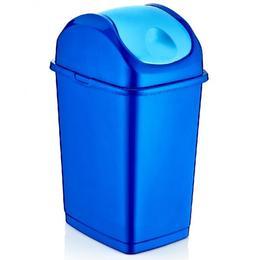 Cos de gunoi cu capac batant RAKI ICIKALA 50lt MN0151316