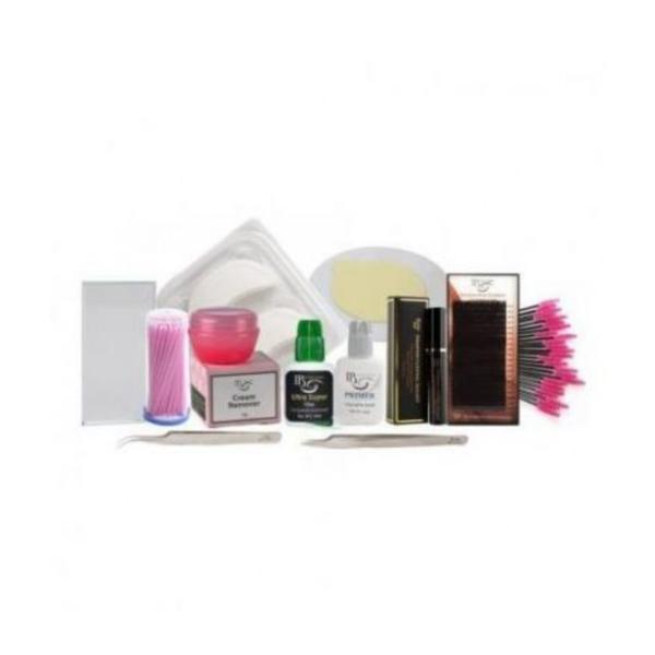 Kit pentru extensii de gene Ibeauty Extra Full imagine produs