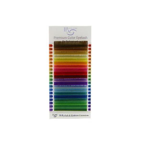 Extensii de gene IBeauty Color Mix CC 0.10 esteto.ro