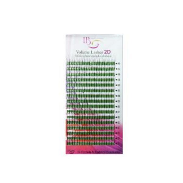 Extensii de gene Ibeauty 2D MIX iBeauty - curbura CC
