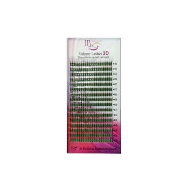 Extensii de gene Ibeauty Mix 3D iBeauty - curbura CC imagine produs