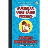 Jurnalul unui caine poznas - James Patterson, Steven Butler, editura Corint