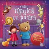 Cutia magica cu jucarii - Melanie Joyce, James Newman Gray, editura Univers Enciclopedic
