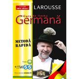 Curs de limba germana Larousse. Metoda rapida, editura Meteor Press