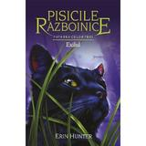 Pisicile Razboinice. Vol.15: Exilul - Erin Hunter, editura All