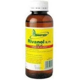 Rivanol 0,1% Hipocrate, 200 ml