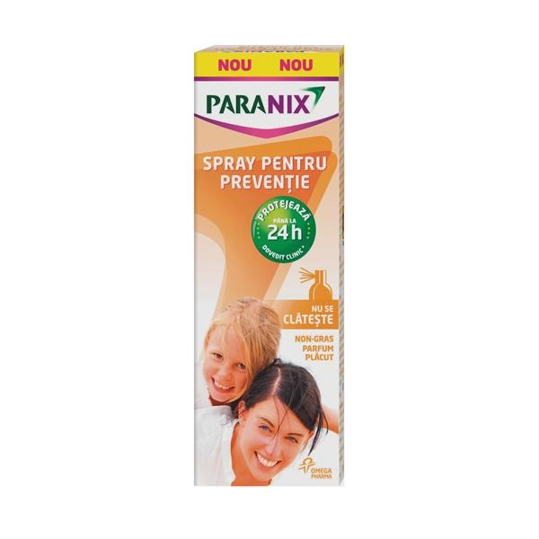 Spray pentru preventie Paranix Hipocrate, 100 ml