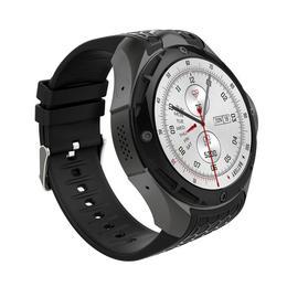Ceas smartwatch Kingwear KW68 camera 2MP display 1.39inch AMOLED cu touch screen rezolutie 400 * 400 pixeli GPS procesor Quad Core 1.3GHz 1G Ram + 16G ROM 3G