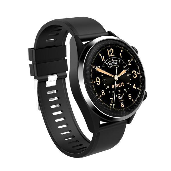 Ceas smartwatch Kingwear KC05 camera 5MP display 1.39inch AMOLED cu touch screen rezolutie 400 * 400 pixeli GPS procesor Quad Core 1.25GHz 1G Ram + 16G ROM 4G
