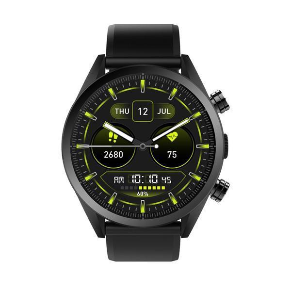 Ceas smartwatch Kingwear KC08 procesor Quad Core 1.25GHz memorie 1G Ram + 16G ROM display 1.39inch AMOLED cu touch screen rezolutie 400 * 400 pixeli
