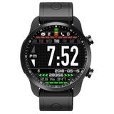 Ceas smartwatch Kingwear KC06 rezistent la apa IP67 4G display 1.3inch AMOLED cu touch screen rezolutie 360 * 360 pixeli procesor Quad Core 1.2GHz 1G Ram + 16G ROM